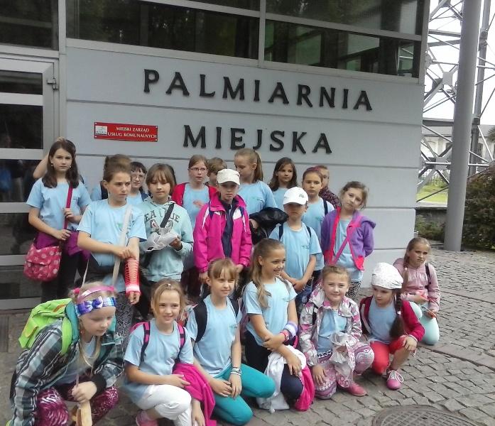Laureaci Konkursu Plastycznego w Palmiarni