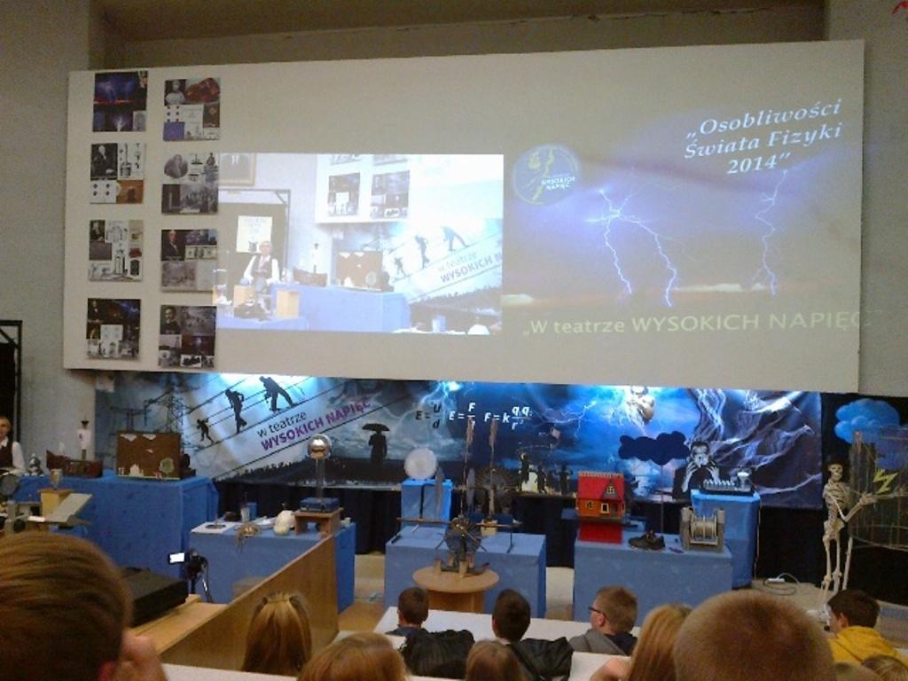 Osobliwości Świata Fizyki i Spotkania z Nauką na Uniwersytecie Śląskim