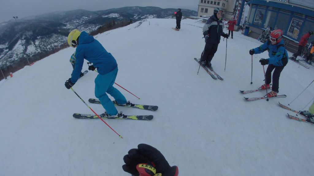Gminny wyjazd na narty