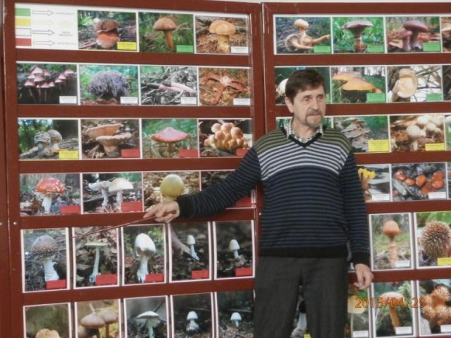 Grzyby smaczne, ale i niebezpieczne – spotkanie z grzybiarzem