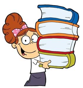 Kiermasz używanych podręczników.