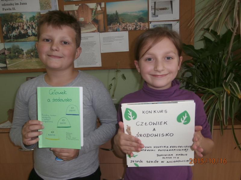 Powiatowy Konkurs Ekologiczny w kategorii fotograficznej