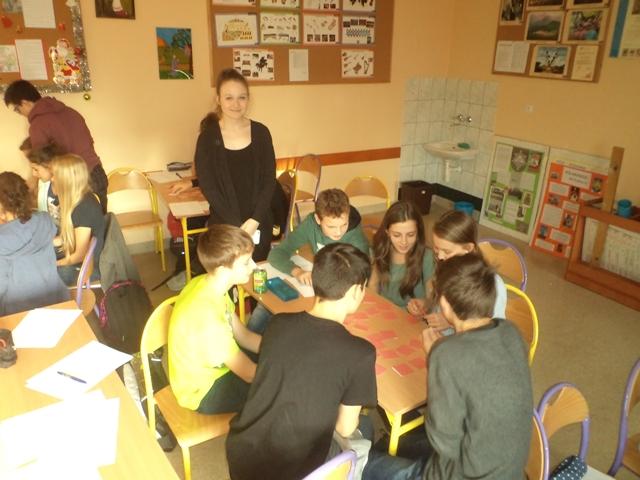 Niemieckojęzyczny gość w naszej szkole!