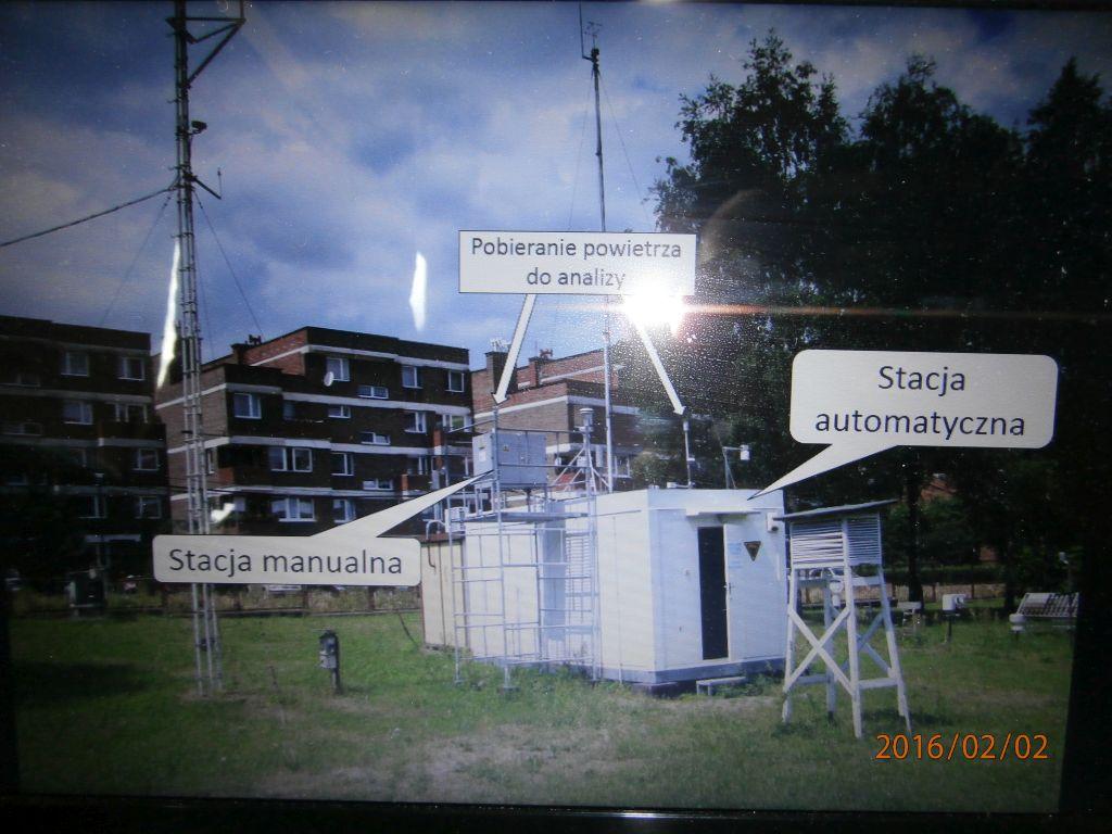Przyczyny złej jakości powietrza w województwie śląskim ,oraz sposób informowania o jakości powietrza.