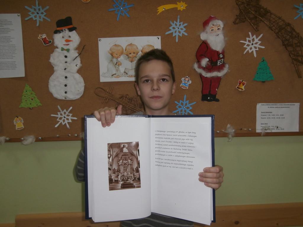 Przyznano Odznakę im.św.Jana Pawła II