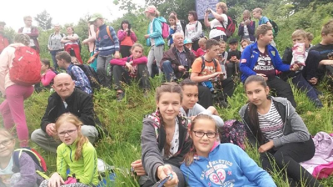 Powiatowy Rajd Górski Jaworze 2016