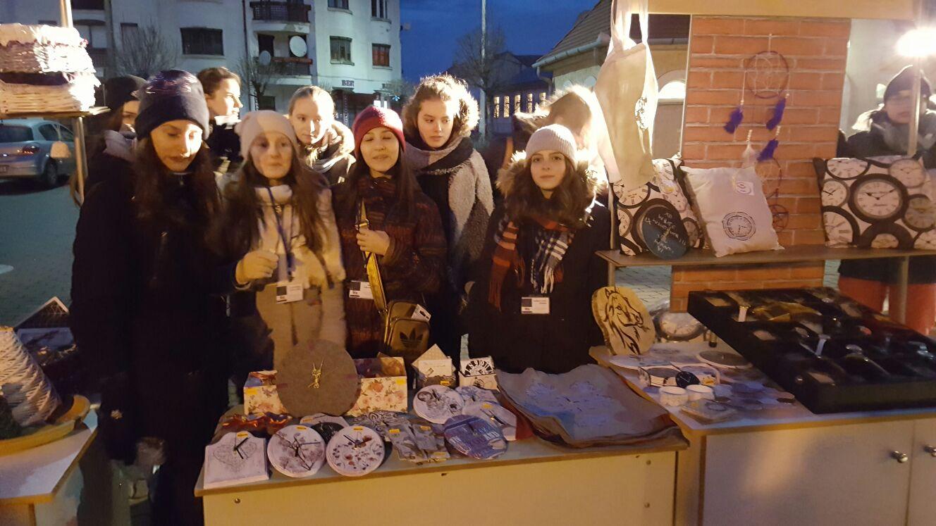 Projekt Erasmus+- młodzież z naszego gimnazjum z wizytą w Kisujszallas
