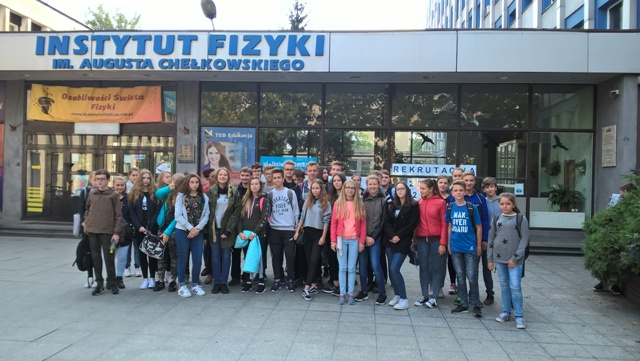 Wycieczka na Uniwersytet Śląski w Katowicach