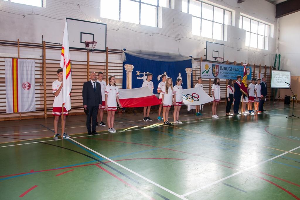 Wilamowice gospodarzem Inauguracji Sportowego Roku Szkolnego 2017/2018 w powiecie bielskim