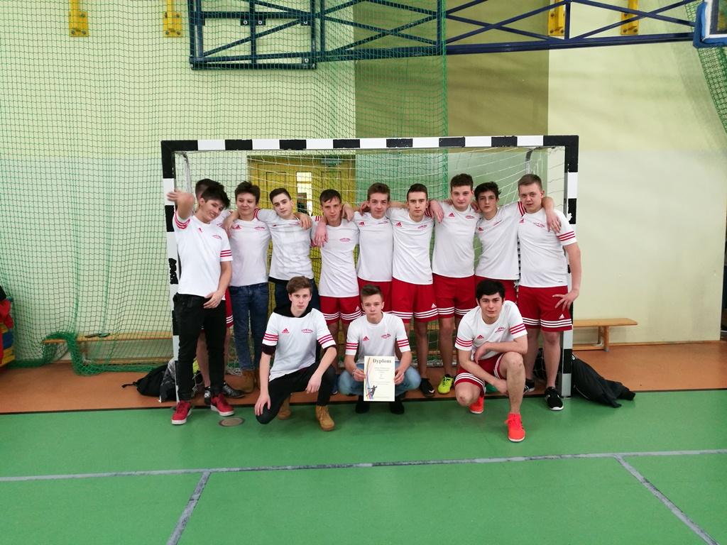 Kolejny sukces sportowy naszych uczniów!