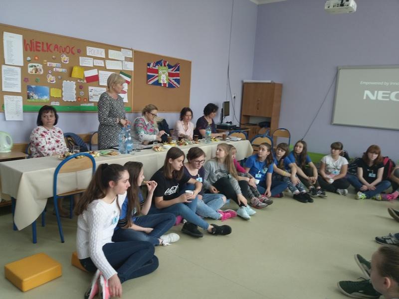 Sesja Sejmiku Uczniowskiego w naszej szkole