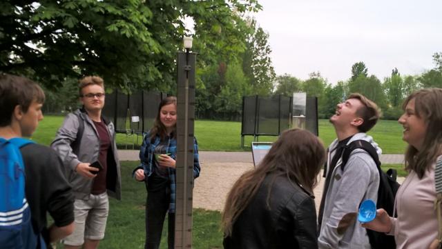 Wycieczka klas drugich gimnazjalnych do Krakowa