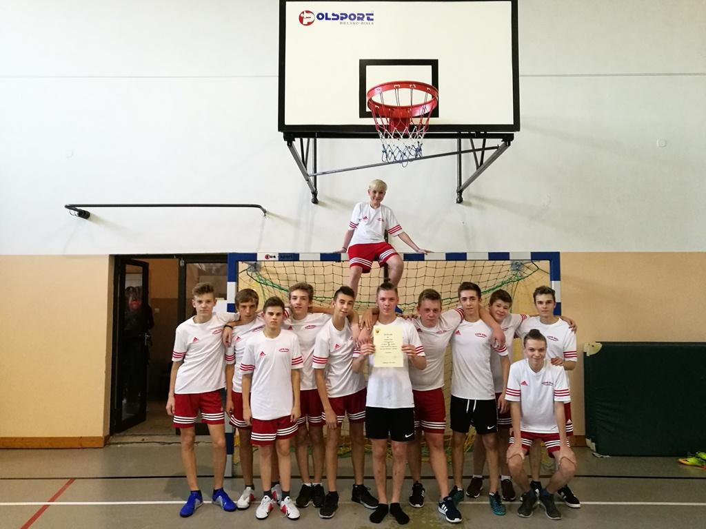 Zwycięstwo w Igrzyskach Młodzieży!