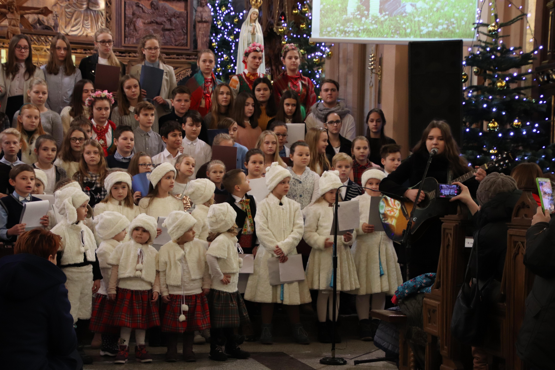 Charytatywny Koncert w Wilamowskim Sanktuarium