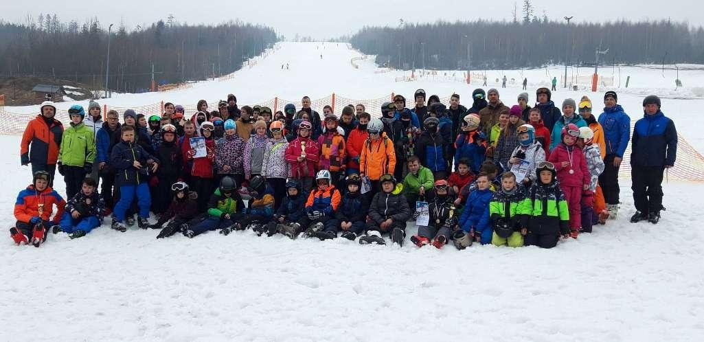 V Mistrzostwa Gminy Wilamowice w Narciarstwie Alpejskim  o Puchar Burmistrza