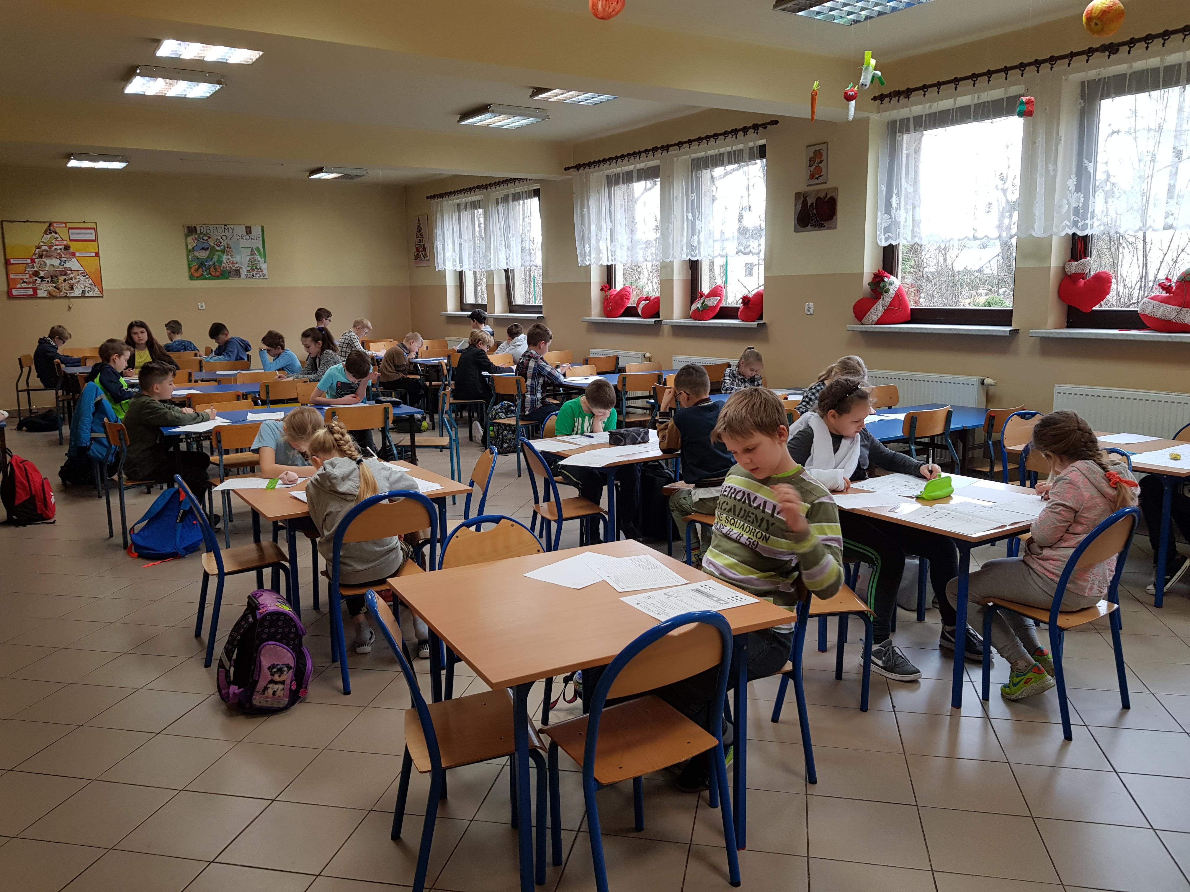 Sukcesy uczniów naszej szkoły w Międzynarodowym Konkursie Matematycznym Kangur 2019