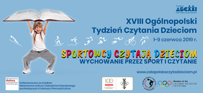 Ogólnopolski Tydzień Czytania Dzieciom w klasach drugich.
