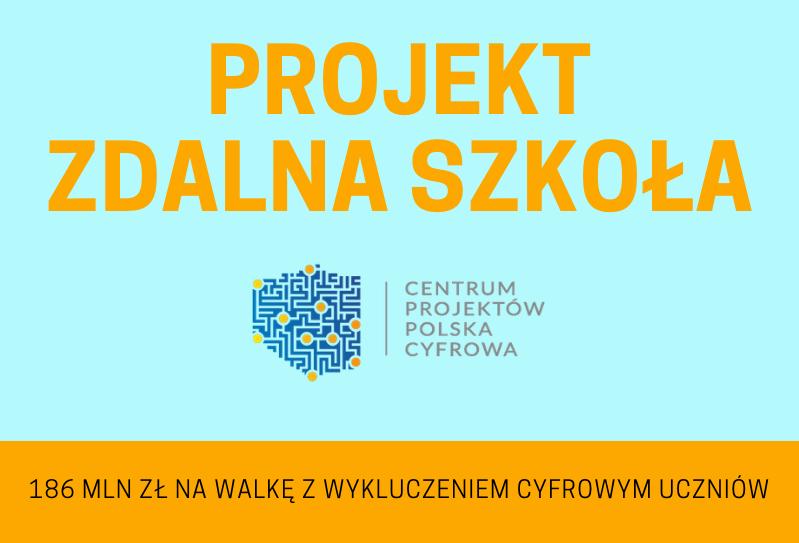 Zdalna Szkoła – projekt