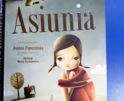 """""""Asiunia""""- konkurs czytelniczy"""